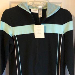 Liz Claiborne stretch jacket size s NWT warm